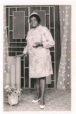 Gertrude A Edwards