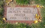 Jacklyn M Prater