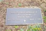 Louis Hollett