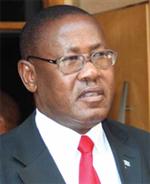 Lt. Gen. Mompati Sebogodi Merafhe