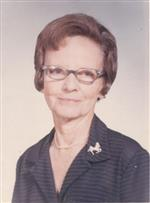 Myra Smith Fuller, 1962
