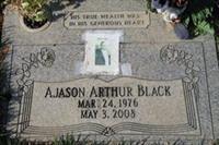 Ajason Arthur Black on Sysoon
