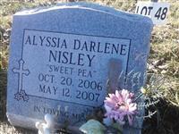 Alyssia D Nisley