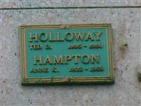 Anne K Hampton