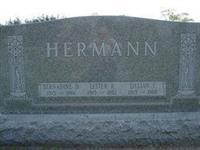 Bernadine D Hermann