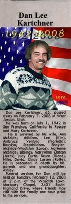 Daniel Lee Kartchner
