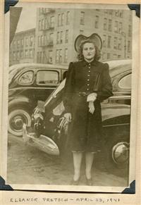 Eleanor Pretsch 1941