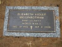 Elizabeth Violet Higginbotham