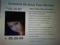 Ernestina De Jesus Ramirez Tizoc
