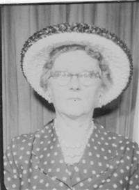 Ethel V Hatcher