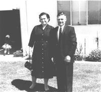 Giulia Armillei & husband Domenico Ansuini