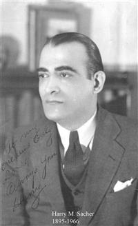 Harry M Sacker