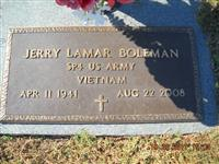 Jerry L Boleman