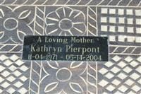 Kathryn A Pierpont