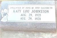 Kathy Lou Johnston