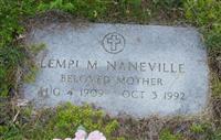 Lempi M Naneville