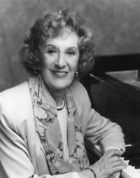 Margaret Marian Mcpartland