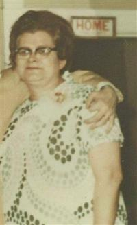 The only picture I still have of my beloved grandmother