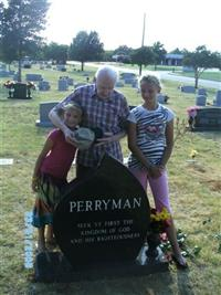 Rhett Perryman
