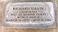 Richard Thomas And Betty Bain
