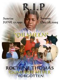 Rochine R Thomas
