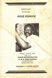 Ross Fedrick