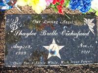Shaylee Brelle Oxy