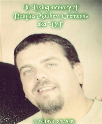 Douglas Matthew Cremeans