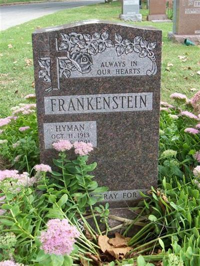 Hyman Frankenstein