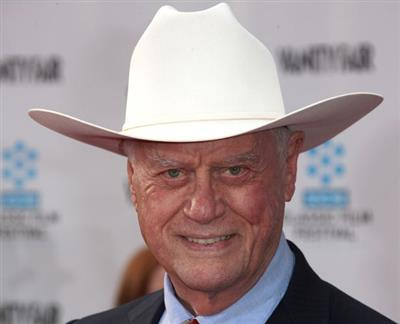Larry Hagman on Sysoon