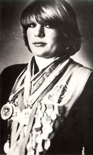 Lyubov Ivanovna Sadchikova on Sysoon