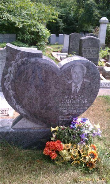 Mikhail Smolyar