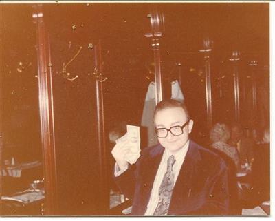 Paul L Cebulski on Sysoon