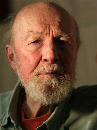 Pete Seeger on Sysoon