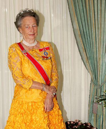 Princess Ragnhild Of Norway