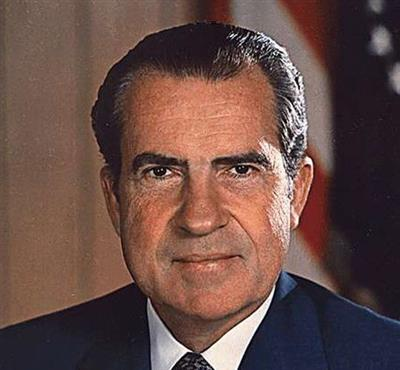 Richard M Nixon on Sysoon