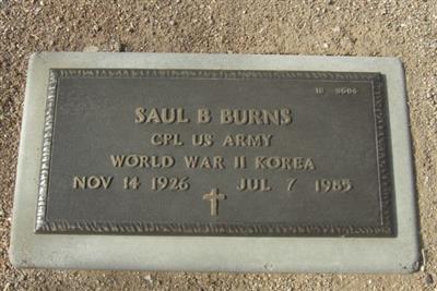 Saul Burns