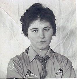 Susanne Szabadkai on Sysoon