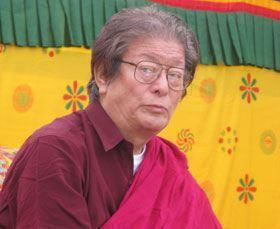 Thinley Norbu on Sysoon