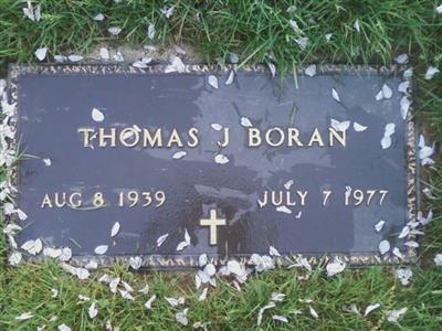 Thomas Boran on Sysoon